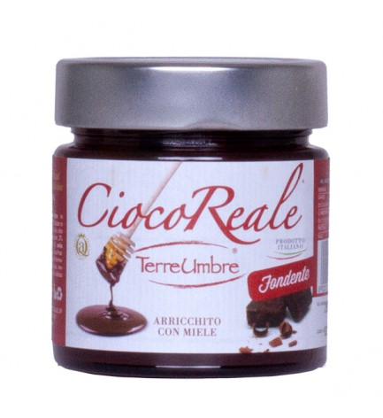 italian food ciocoreale dark chocolate