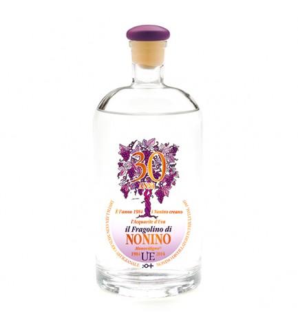 Finest Fragolino Nonino since 1897