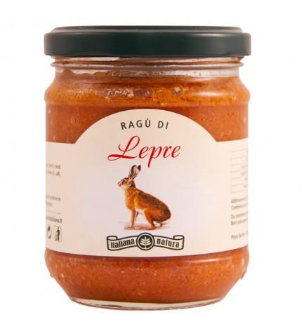 """Hare Ragù """"Italiana Natura"""""""
