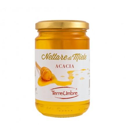 Acacia flower honey