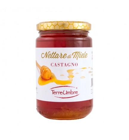 Chestnut flower honey