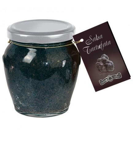 "Truffle Sauce in a jar ""Italiana Tartufi"""