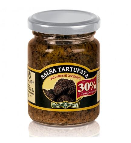 """Truffle Sauce (min. 30%) - """"Italiana Tartufi"""""""