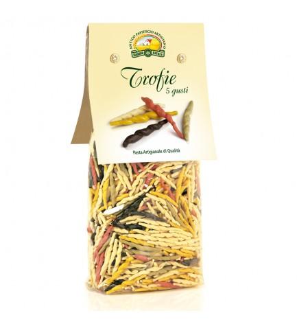 "Trofie 5 Flavors ""Italiana Natura"""