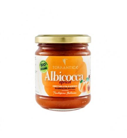 apricot organic jam