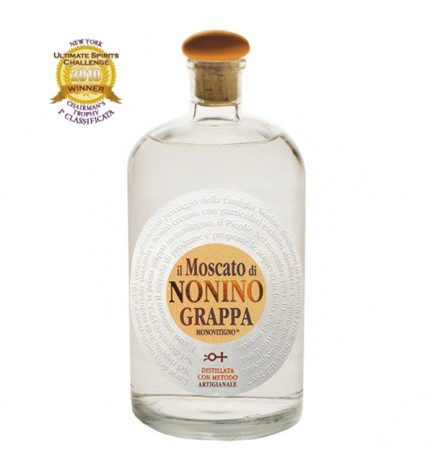 Grappa Merlot Nonino
