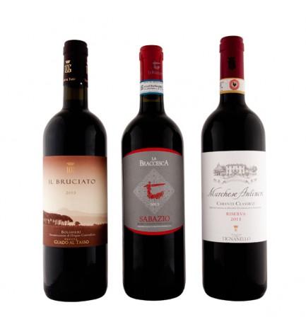 Toscana Wine Basket