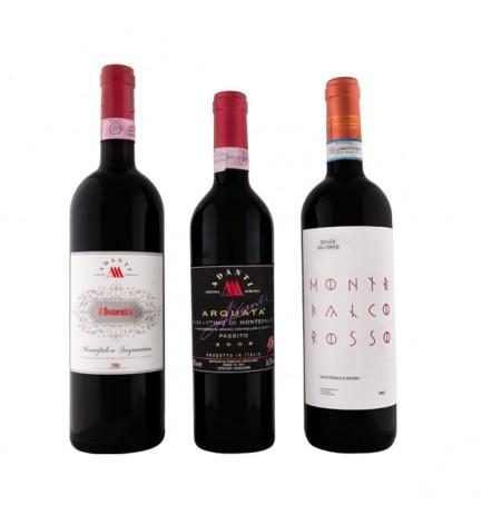 Umbria Wine Basket