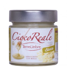 italian food white chocolate ciocoreale