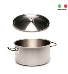Expo-Hotel Based Casserole & Lid 28cm