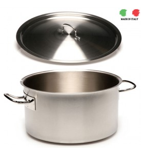 Expo-Hotel Based Casserole & Lid 45cm