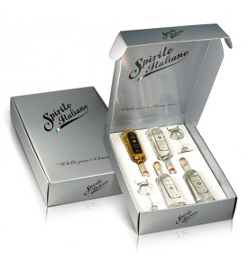 Grappa GIft box: Special 2012