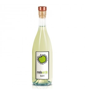 Melaverde - green apple liqueur
