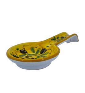 italian food Door ladle - ceramics from Deruta
