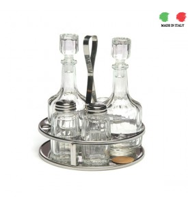 Restaurant Cruet Set Collection Mirage